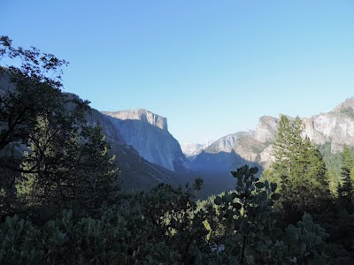 Summer adventure hiking in Yosemite National Park 2014